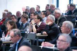 Die Vorträge des ersten INGENIEURTAGES in der Metropolregion Rhein-Neckar stießen auf großes Interesse, waren spannend gestaltet und gaben den Besuchern viele Impulse für den beruflichen Alltag mit.